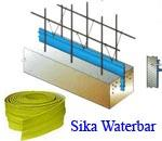 Băng PVC chống thấm đàn hồi SIKA WATERBAR V-25 (Y)