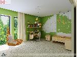 Bộ phòng ngủ trẻ em IMAX04