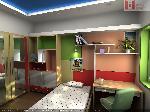 Bộ phòng ngủ trẻ em IMAX05