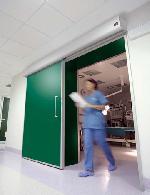 Cửa tự động chuyên dụng cho bênh viện- phòng XQ