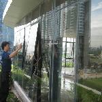dán phim cách nhiệt cao cấp cho nhà kính, văn phòng, cao ốc