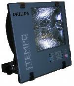Đèn pha 400W PHILIPS CONTEMPO RVP350 Á.s vàng.