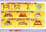 Giường sắt Đệ Nhất mã DN-G01