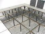 Hệ thống sàn nâng cho datacenter công ty vinagame - Hòa Lạc