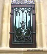 Khung cửa sổ bằng sắt mỹ thuật mã 20