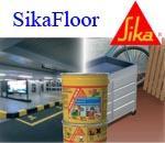 Lớp phủ sàn có màu SIKAFLOOR 2530W (RAL 6011