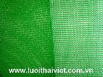 LƯỚI NHỰA,LƯỚI CÔNG TRÌNH,LƯỚI XÂY DỰNG,Lưới bao công trình (màu xanh lá cây)