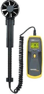 Máy đo nhiệt & tốc độ gió CA 822