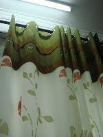 Rèm vải mã 012
