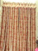 Rèm vải mã 019